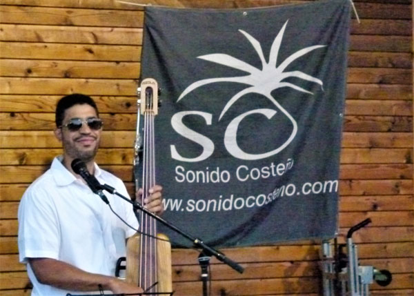 Sonido Costeno Band and Salsa ay Tuesday in Broadway