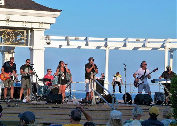 Great Band at Pier Village - So WATT Rocks?