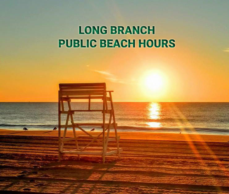 Long Branch Beach Hours