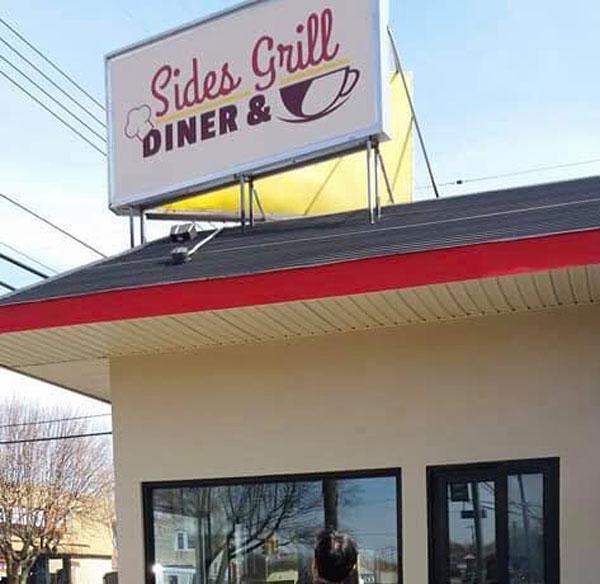 Sides Grill Diner & ☕️