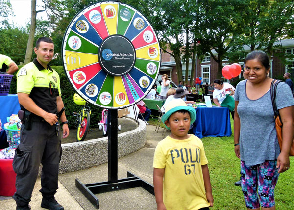 Long Branch Enjoys  National Night Out