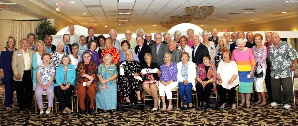 Long Branch 60th Reunion - Class of 1955