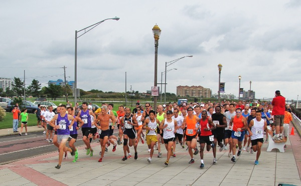 Pier House 5k goes to Brian Quilty and Jamie Reuter