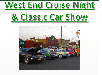 West End Cruise Night & Classic Car Show