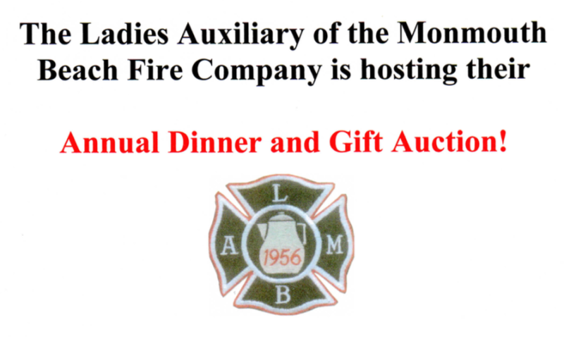 Monmouth Beach Ladies Aux Fundraiser Dinner