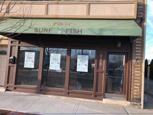Tak Waterman Surf & Fishing Supply