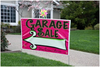 Township-Wide Garage Sale