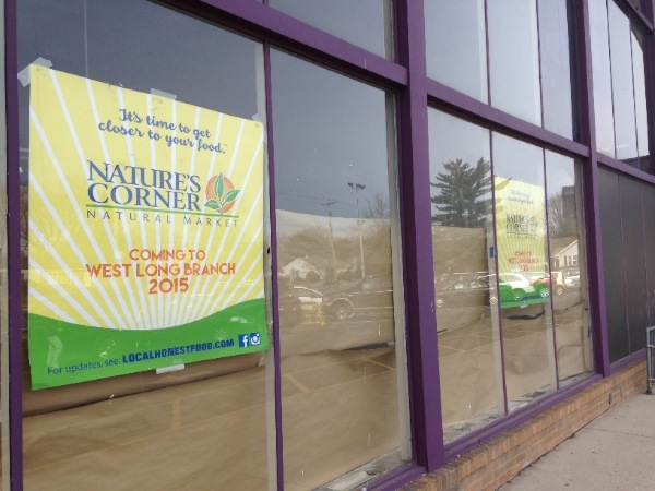 UPDATE: Nature's Corner Not Coming To West Long Branch Center