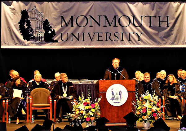 Summer Commencement a First at Monmouth U.