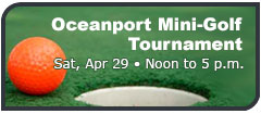 Oceanport Mini-Golf Tournament